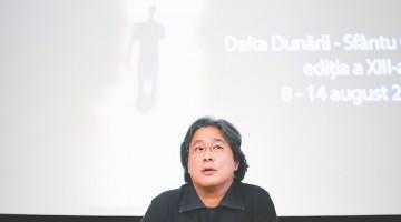 INTERVIU Park Chan-wook, regizorul Oldboy